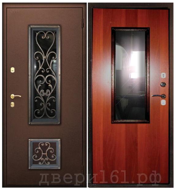 металлические двери для эл подстанций
